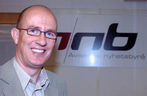 Sjefredaktør Hallgeir Westrum i Avisenes Nyhetsbyrå er tildelt pris frå Norges Mållag.