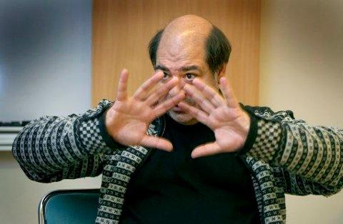 10 BUD: Walid al-Kubaisi har gjennom 20 års erfaring kommet fram til 10 bud for integrering av innvandrere.