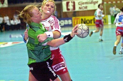 Karen Brødsgaard skal etter det ØP erfarer være det heteste navnet som Larviks nye strekspiller.