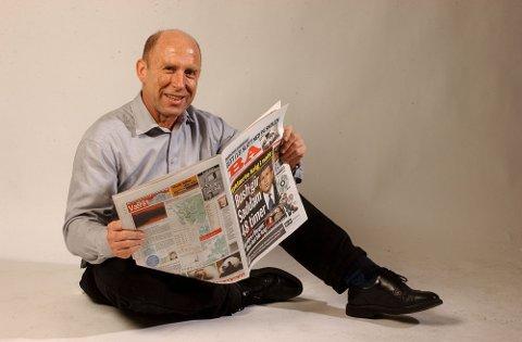 Olav Terje Bergo, BA-redaktør.