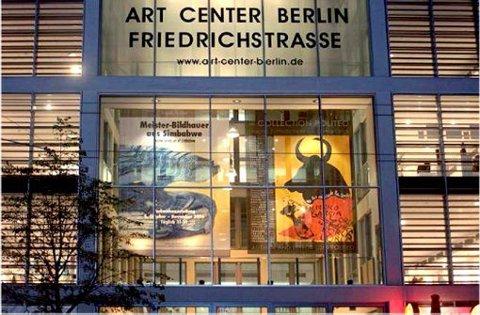 Art Center Berlin Friedrichstrasse ligger sentralt i Berlin. Kunstsenteret har profilert seg på internasjonal samtidskunst.