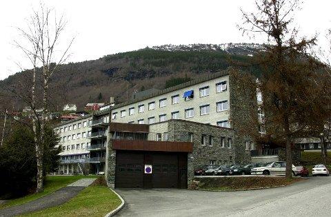 Voss sjukehus.