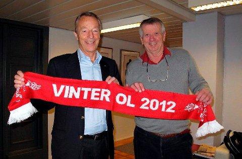 Gerhard Heiberg skal holde foredrag om IOC i Brevik kulturhus.