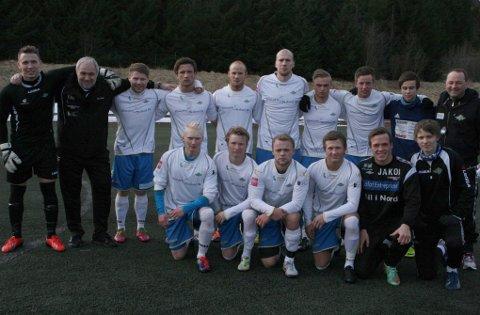 FK Lofoten måtte reise hjem uten poeng i seriestarten