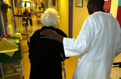 sammensatt: Den alderspsykiatriske pasienten har ofte en svært sammensatt problematikk, både fysisk, psykisk og sosialt, skriver artikkelforfatteren. Illustrasjonsfoto