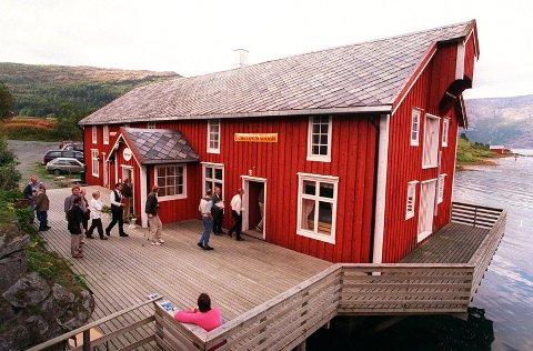 POPULÆR: Wangbrygga i Bardal er mye besøkt, spesielt sommerstid.  (Foto: David Kinsella)