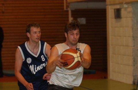 GOD: Frode Kolstad satte 14 poeng og gjorde en stor forsvarsjobb.