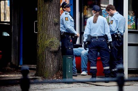 Politiet anholdt flere personer etter casuals-bråk i Oslo foran Vålerenga-Brann.