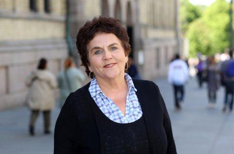 PARTIPISK: Stortingsrepresentant for Troms, Aps Tove Karoline Knutsen sier at det er vanlig å følge partiets flertallsbeslutning.