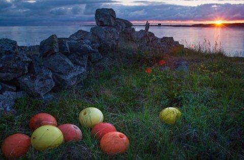Naturfotograf Dag Røttereng har laget multimediapresentasjon fra Smøla. Videobilde: Dag Røttereng