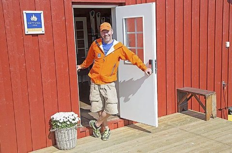 Nytt. Hattvika Lodge er et nystartet selskap med tilbud om aktiv turisme i Lofoten.