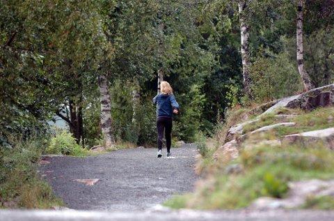 Forskerne har funnet ut at personer som er i jevnlig fysisk aktivitet på fritiden sjeldnere har symptomer på depresjon enn de som ikke er aktive.