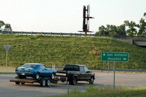 Drømmen forsvant i retning Houston.