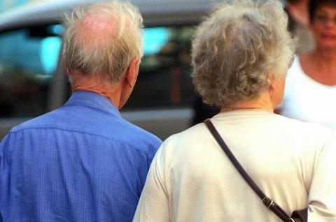 Pensjonister kan spare penger på å fordele inntekt.