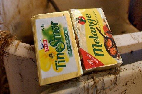 Meierikonsernet Tine lover bedring etter smørkrisen i fjor og ønsker nå å fornye tilliten hos forbrukerne.