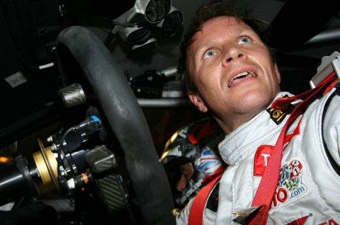 Petter Solberg snuste på seieren, men kjørte av veien.
