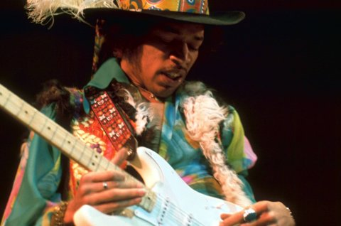 """Det kommer en rekke Jimi Hendrix-nyutgivelser denne våren, og et album med ikke kommersielt tilgjengelige opptak under tittelen """"Valleys of Neptune"""""""