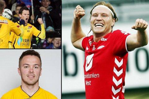 Petter Vaagan Moen, Tomasz Sokolowski, Victor Demba Bindia, Palmi Rafn Palmason og Øyvind Storflor.