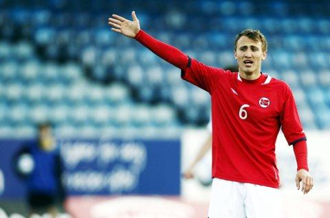 Magnus Wolff Eikrem er med i Drillos tropp som møter Hellas.