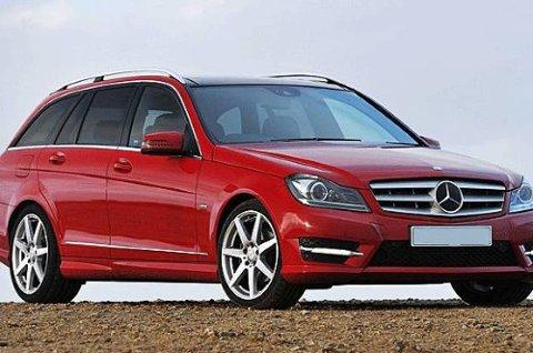 Mercedes C-klasse blir 20.000 kr billigere.