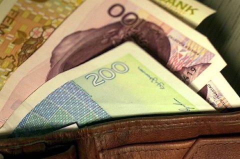 Ferske tall viser at ni av ti norske foreldre gir barna lommepenger.