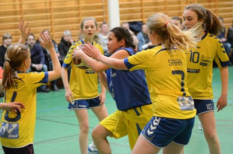 Finaleoppgjøret mellom Helgerud og Tyristrand endte 14-8