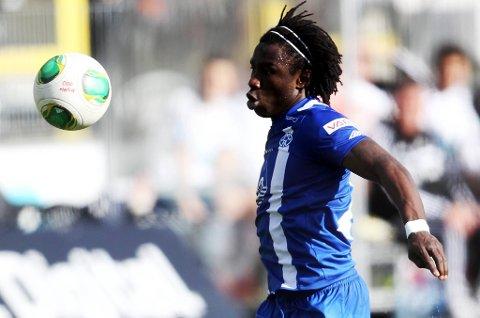 Daniel Chima Chukwu og Molde bør vinne greit hjemme mot Sligo Rovers.