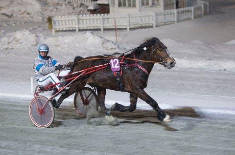 Vinning Ferd og Jan Martin Bjerring vant på Momarken tirsdag.