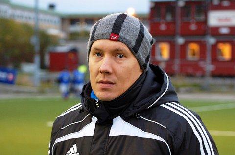 BIL-trener Dag Helmer Mathisen må konstatere at årets sesong har vært en  skuffelse.