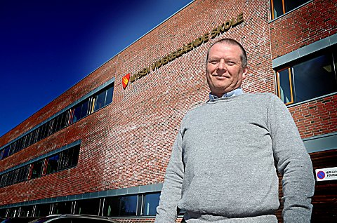 REKTOR: Brynjard Rønningen. ARKIVFOTO