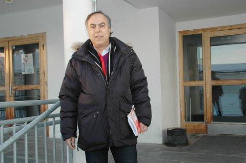 Bijan Gharakhan er en av 100 minoritetsmenn i Norge som har gjort seg bemerket i samfunnet.