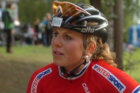 Elisabeth Sveum fra Gjøvik ble nummer sju.