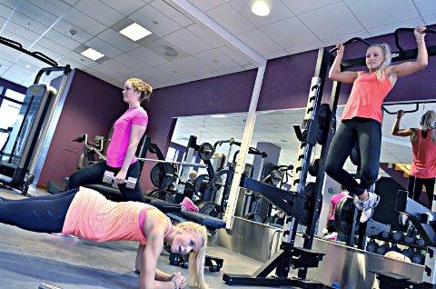 Tonje Haugnes Mork, Ingvild Sætherbø og Birgit Kvisvik trener for sin egen del, men forteller at kroppspresset i Kristiansund er ekstremt høy og at mange unge jenter tyr til ekstremt treningsregime og ekstremdietter.
