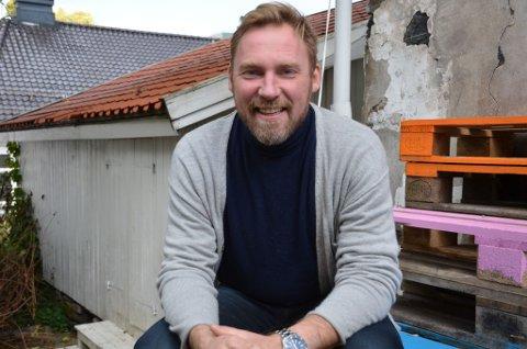 Jon-Åge Ruud er mer stolt av det han har fått til i Museumshaven enn noe annet han har gjort.