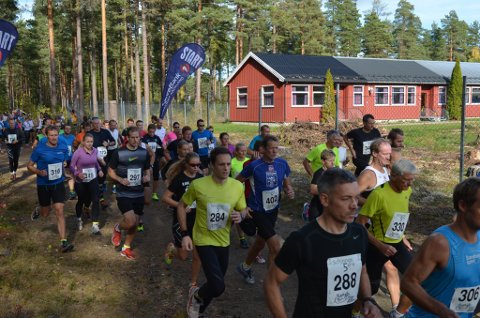 228 løpere deltok.