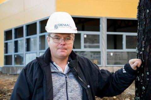 ? Vi kommer til å øke bemanningen både i administrasjon og produksjon, sier avdelingsleder Geir Nilsen.