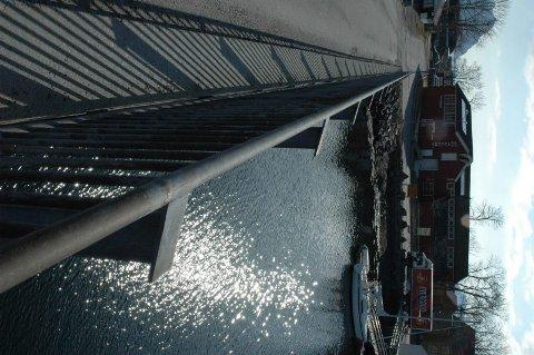 Idyllisk. Nordnorsk kunstnersenter holder i dag til på idylliske Svinøya utenfor Svolvær.