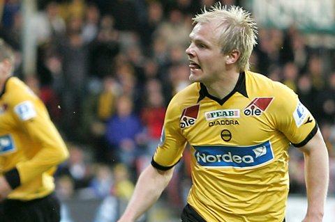 CUPKAMP: LSK og Magnus Myklebust møter Flisa i dag. FOTO: TOM GUSTAVSEN