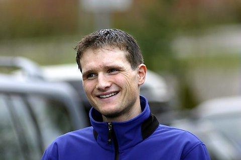Mikael Johansen.