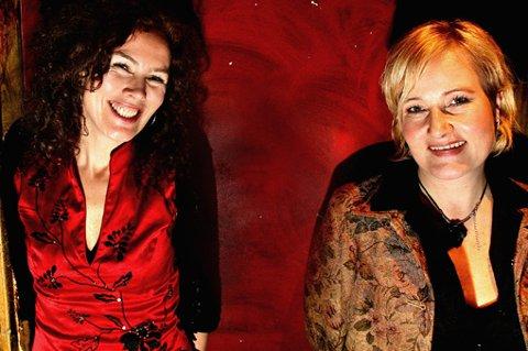 COUNTRY-JENTER: Somebody's Darling med Liz Tove Vespestad og Tine Valand.