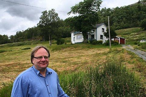 HISTORIE: ¿ Den flere hundre år faste bosettingen i Søttaren blir trolig historie, om det fortsatt ikke blir mulighet til å nytte vegen fram til gården, sier Sigmund Bårdvik.