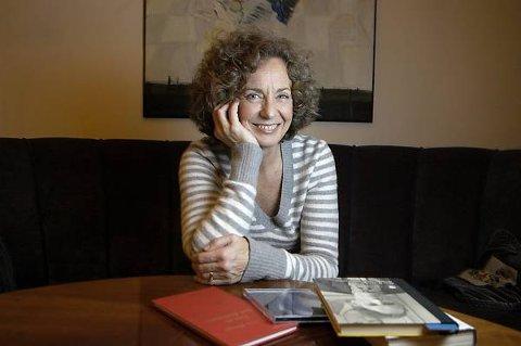 Kristin Helle-Valle, daglig leder for Hauge-Tveitt jubileet 08.