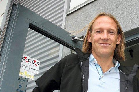 SPORTSDIREKTØR: Torgeir Bjarmann bekrefter overgangen overfor rb.no. FOTO: KAY STENSHJEMMET