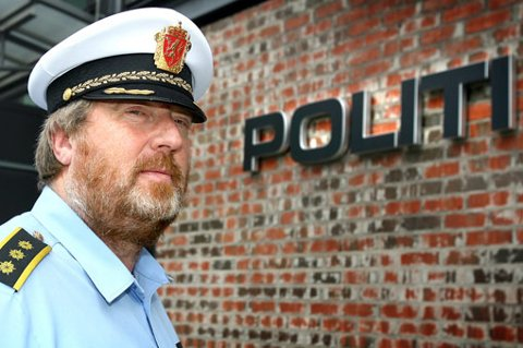 - TRAGISK: Fungerende stabssjef i Romerike politistrikt, Hans Holmgrunn.