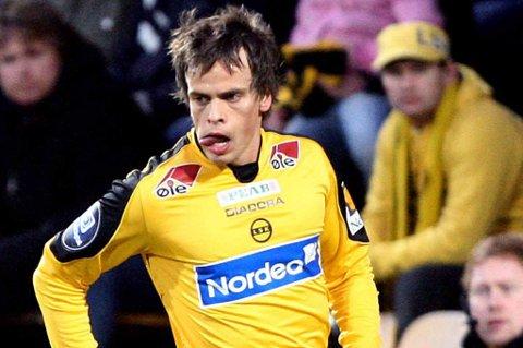 TAPER ALDRI: Lars Kristian Eriksen har aldri tapt for Vålerenga i obligatorisk kamp. FOTO: ROAR GRØNSTAD