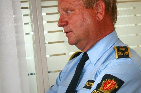 INGEN KOMMENTAR: Politiadvokat Bjørn Arne Tronier vil fortsatt ikke si noe som helst om Orderud-saken eller forhold tilknyttet saken.