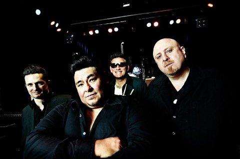 Gjensyn.  Memo Gonzalez & The Bluescasters kommer tilbake til Fauske og spiller under sommernes Saltenblues.