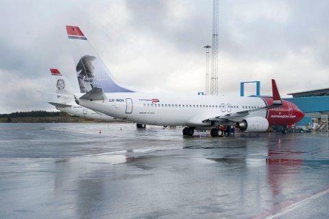 - Handlingsselskapet vårt sendte bagasjen med feil fly, slik at den bagasjen som skulle til Alicante, ble sendt til Roma og omvendt, forklarer kommunikasjonsrådgiver i Norwegian, Lasse Sandaker-Nielsen til BA.no.