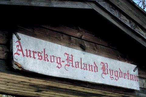 PÅ BYGDA: Aurskog Høland bygdetun