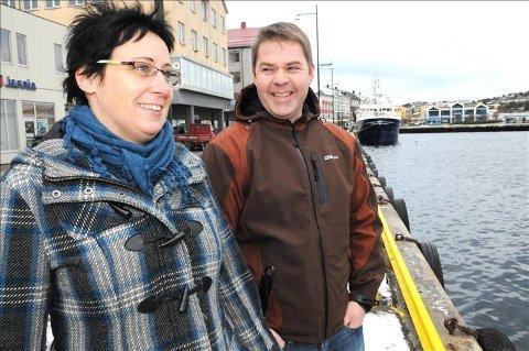 Forskning: Møreforsking Marin etablerer seg med egen avdeling i Kristiansund. Inge Fossen flytter inn i Høgskolesenteret på Løkkemyra over nyttår, mens forskningsleder Agnes Gundersen, også hun opprinnelig fra Kristiansund, blir igjen i hovedavdelingen i Gangstøvika i Ålesund.